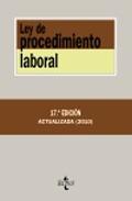 Portada de Ley De Procedimiento Laboral (17ª Ed.)