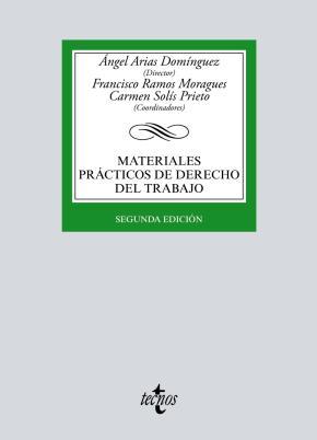 Portada de Materiales Practicos De Derecho Trabajo (2ª Ed.)