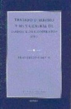 Portada de Tratado Utilisimo Y Muy General De Todos Los Contratos (1583)