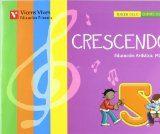 Portada de Crescendo 5. Libro + Cd