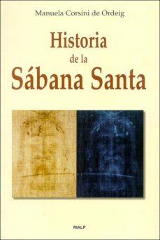 Portada de Historia De La Sabana Santa