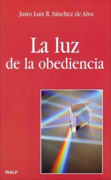 Portada de La Luz De La Obediencia