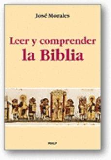 Portada de Leer Y Comprender La Biblia