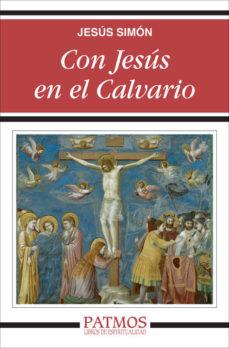 Portada de Con Jesus En El Calvario