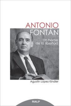 Portada de Antonio Fontan