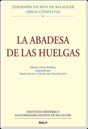 Portada de La Abadesa De Las Huelgas,