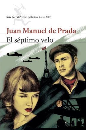 Portada de El Septimo Velo (premio Biblioteca Breve 2007)