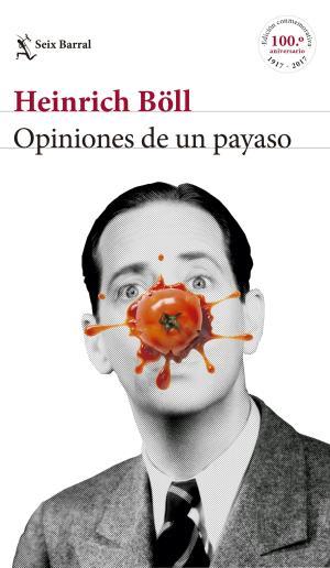 Portada de Opiniones De Un Payaso