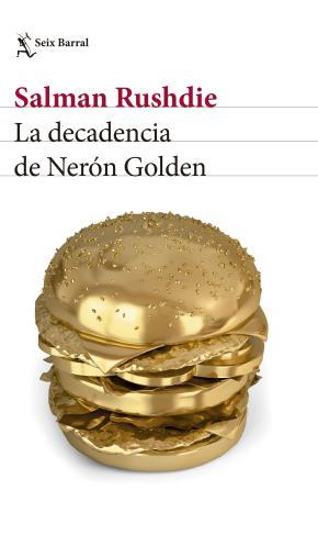 Portada de La Decadencia De Neron Golden