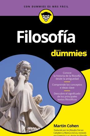 Portada de Filosofia Para Dummies