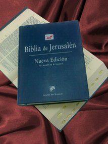 Portada de Biblia De Jerusalen, Edicion Manual, Modelo 0 (4ª Ed) (encuaderna Cion Plastico)