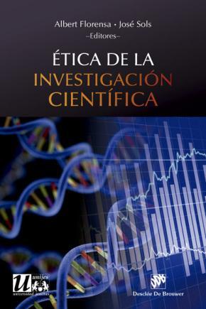 Portada de Etica De La Investigacion Cientifica