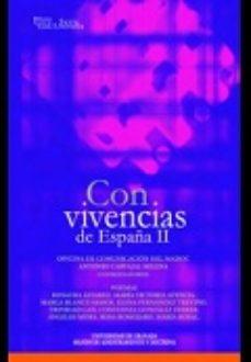 Portada de Con Vivencias De España Ii