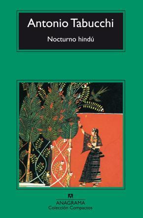Portada de Nocturno Hindu (9ª Ed)