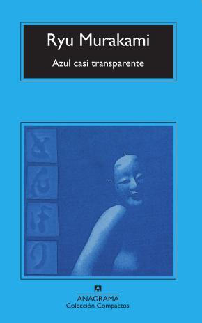 Portada de Azul Casi Transparente