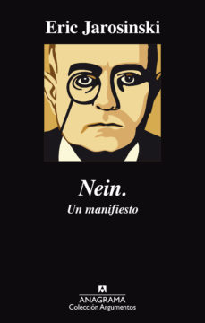 Portada de Nein. Un Manifiesto