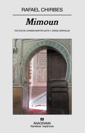 Portada de Mimoun (finalista Premio Herralde 1988)