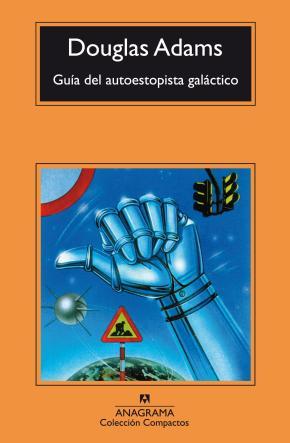 Portada de Guia Del Autoestopista Galactico (6ª Ed.)