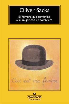 Portada de El Hombre Que Confundio A Su Mujer Con Un Sombrero