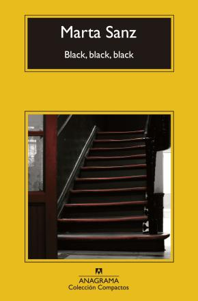 Portada de Black, Black, Black