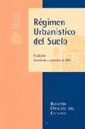 Portada de Regimen Urbanistico Del Suelo (6ª Ed.)