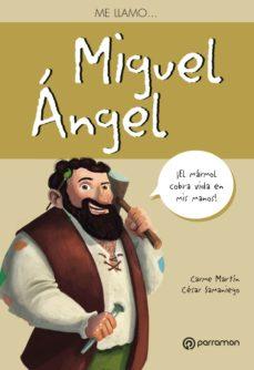 Portada de Miguel Angel – Me Llamo