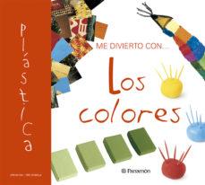 Portada de Me Divierto Con Los Colores (plastica)