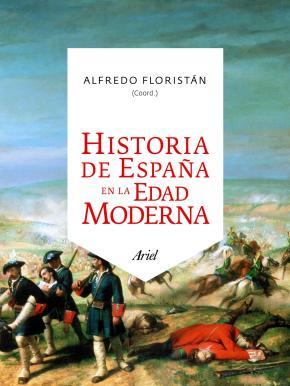 Portada de Historia De España En La Edad Moderna