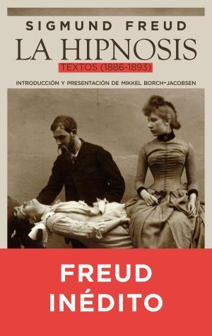 Portada de La Hipnosis. Textos (1886 – 1893)