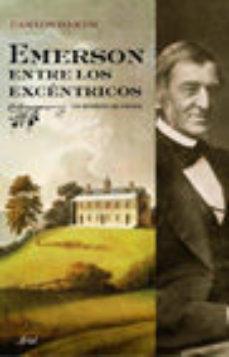 Portada de Emerson Entre Los Excentricos: Un Retrato En Grupo