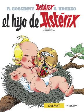 Portada de Asterix 27: El Hijo De Asterix