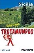 Portada de Sicilia (trotamundos 2005)