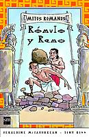 Portada de Romulo Y Remo: El Rapto De Las Mujeres