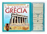 Portada de La Antigua Grecia (civilizaciones Y Monumentos) (incluye Maqueta Del Partenon)