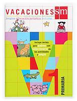 Portada de Vacaciones 2003 (1º Educacion Primaria)