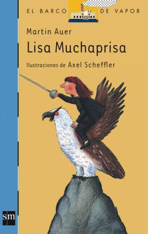 Portada de Lisa Muchaprisa