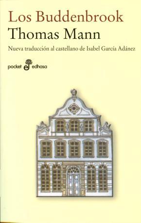Portada de Los Buddenbrook (5ª Ed.)