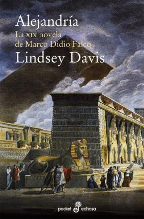 Portada de Alejandria (xix Novela De Marco Didio Falco)