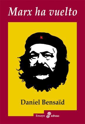 Portada de Marx Ha Vuelto
