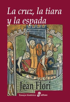 Portada de La Cruz, La Tiara Y La Espada