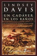 Portada de Un Cadaver En Los Baños: La Xiii Novela De Marco Didio Falco