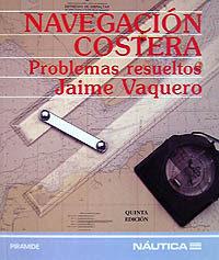 Portada de Navegacion Costera: Problemas Resueltos (6ª Ed.)