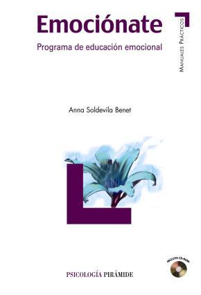 Portada de Emocionate: Programa De Educacion Emocional (incluye Cd)