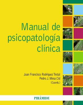 Portada de Manual De Psicopatologia Clinica