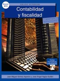 Portada de Contabilidad Y Fiscalidad