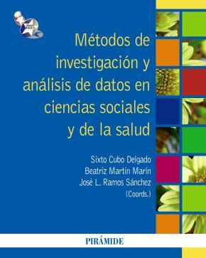 Portada de Metodos De Investigacion Y Analisis De Datos En Ciencias Sociales Y De La Salud
