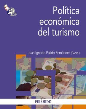 Portada de Politica Economica Del Turismo