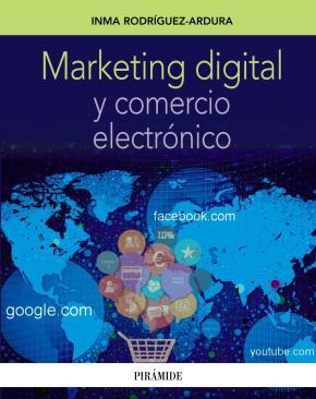 Portada de Marketing Digital Y Comercio Electronico