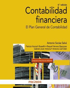 Portada de Contabilidad Financiera: El Plan General De Contabilidad (4ª Ed.)