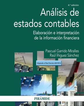 Portada de Analisis De Estados Contables (4ª Ed.): Elaboracion E Interpretacion De La Informacion Financiera